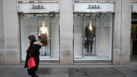 Zara owner Inditex profits rise as quick-trend model pays off
