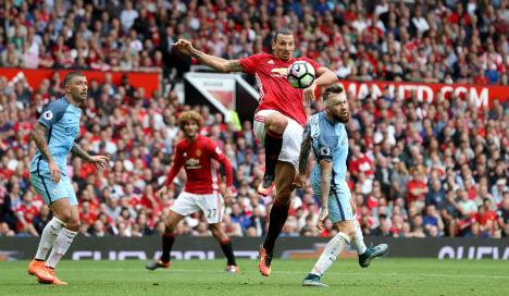 Zlatan hails teenage Manchester United team-mate
