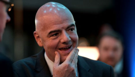 FIFA appoints new auditor to clean-up after scandals