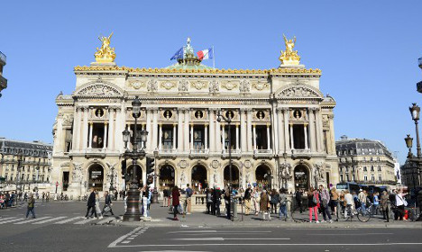 Paris Opera perks: Bosses rebuked over €100k taxi bill