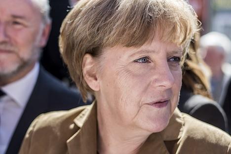 Merkel wants to send back failed migrants