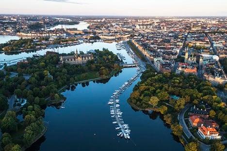 Stockholm: creating solutions to global challenges