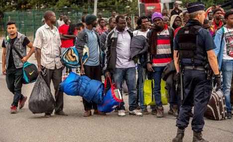 Migrant numbers in Calais Jungle 'jump 12 percent'
