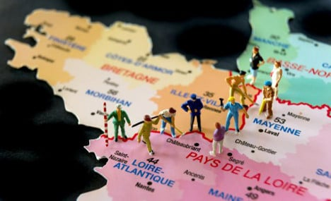 It's official: France finally gets its new map
