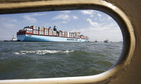 A.P. Moller Maersk to split into transport and energy divisions