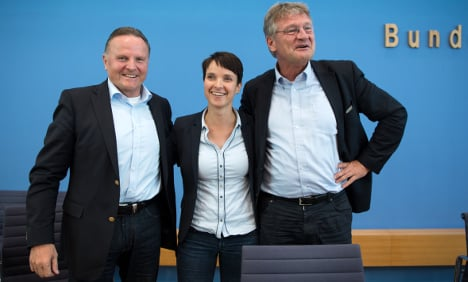 The AfD – is it fair to call them a far-right party?