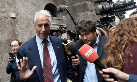 Italy Olympic committee: Rome 2024 dream not dead