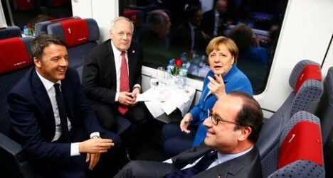 Swiss press criticize Bern's 'capitulation' on immigration