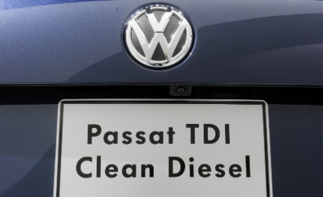 VW investors file $2.2bn lawsuit in German court