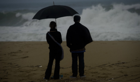 Summer is over: 24 provinces across Spain on storm alert