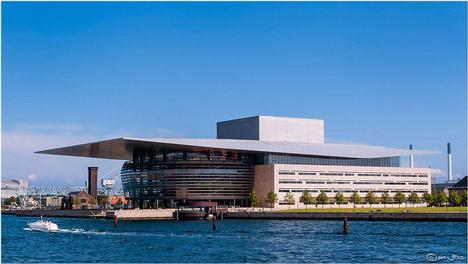 Cannabis stash found in Copenhagen Opera House