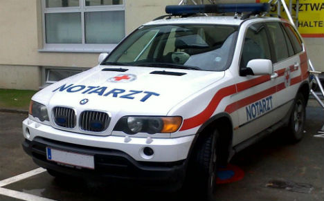 Teenager dies in horror crash on Austria's Westautobahn