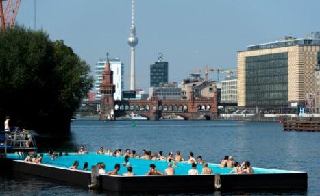 Berlin world's 2nd 'most liveable city': magazine