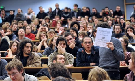 Why are foreign students in France 'Europe's unhappiest'?
