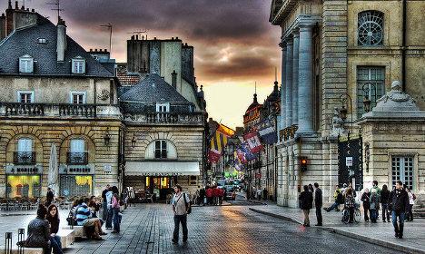 Gas blast in Dijon leaves 'at least nine' injured