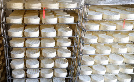 France's last 'real Camembert' cheese fights for survival