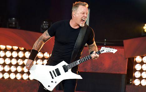 Metallica to open new Copenhagen arena