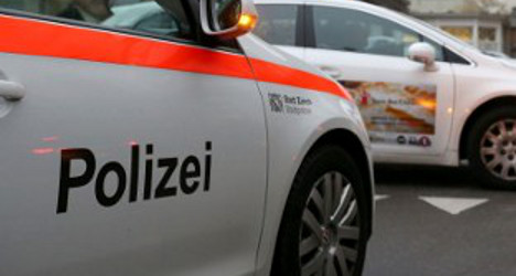 Two arrested in police raid on Basel mosque