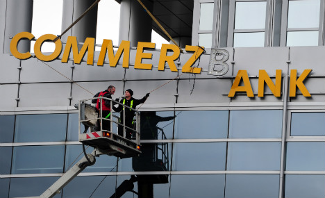 Commerzbank to make one in five staff redundant by 2020