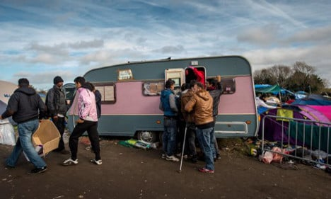 Calais aid volunteers 'sexually exploiting' Jungle refugees