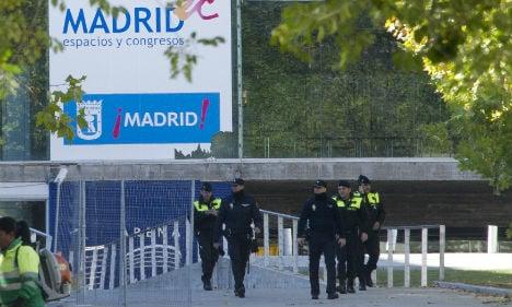 Spain court jails five over deadly Halloween stampede