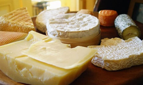 In celebration of the stinkiest cheeses to come from France