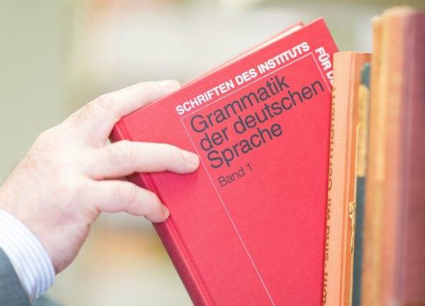 10 grammar mistakes Germans keep making in their own language