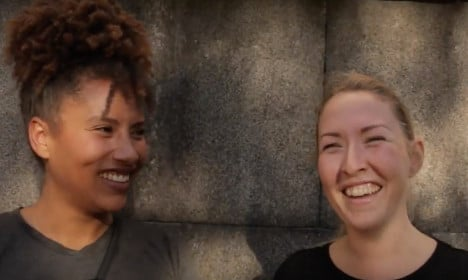 Video: Are all Swedes really so unfriendly?