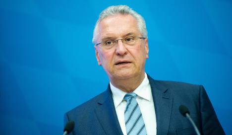 Merkel to blame for terror arrests: Bavarian minister