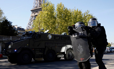 Fake Paris terror alert: 'We did it for the thrill' say teenagers