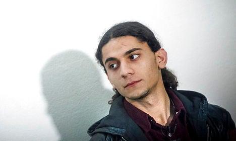 Denmark's rebel poet Hassan gets prison for shooting