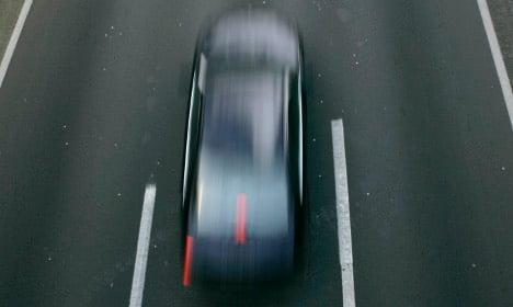 Mum in Sweden picks up fine for speeding son