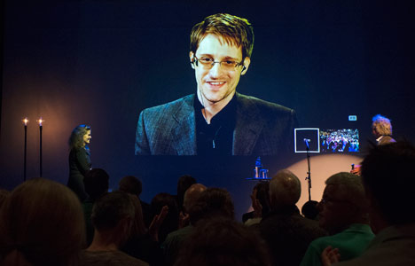 Oslo court denies Snowden no-extradition pledge