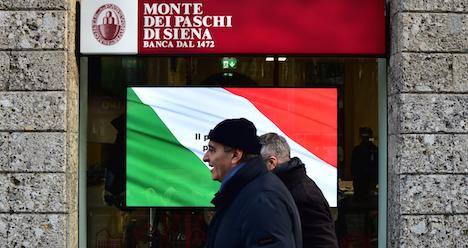 Big shake-up at top of crisis-hit Italian bank