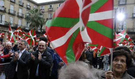 Spain's Basques go to polls as memories of violence fade