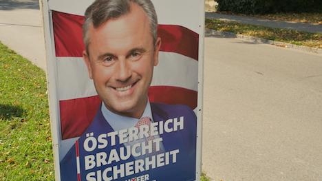 Glue failure could postpone Austrian election