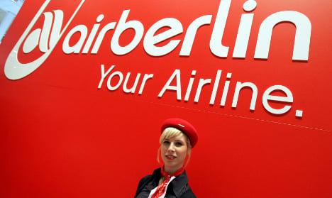 Air Berlin to cut 1,200 jobs and halve airline fleet
