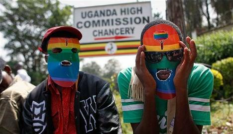 Swedish police slammed for deporting gay Ugandan