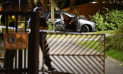 Witnesses 'afraid to talk' to police about Malmö shooting