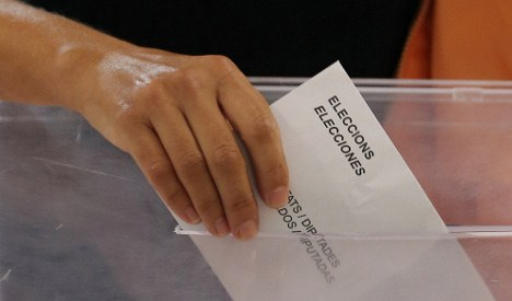 Voter posts christening gift instead of ballot paper
