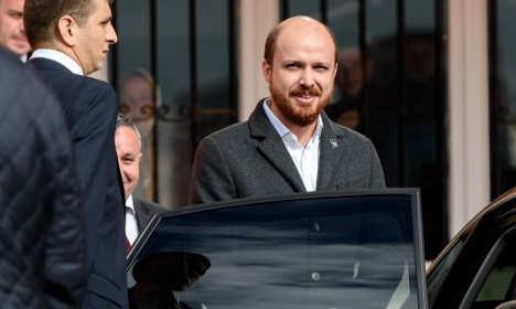 Bologna prosecutors drop case against Erdogan's son