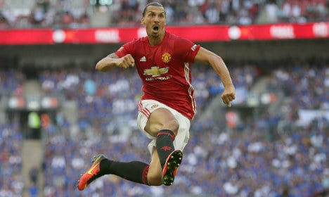Zlatan Ibrahimovic invests in Swedish games company