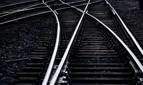 Crumbling railways slowing Swedish trains