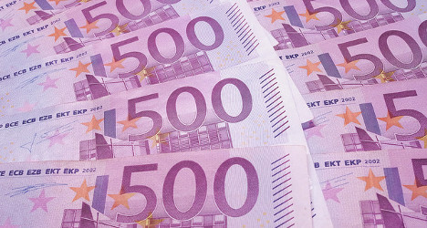 Elderly Italian on benefits stashed €1m in Swiss bank