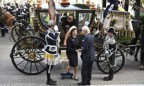 Swedish Riksdag opens – but what does it mean and why is the king there?