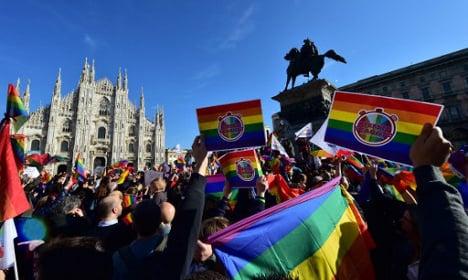 Italian mayor refuses to officiate civil unions