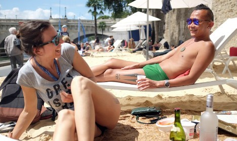 Why Paris beach festival could be sand-free in future