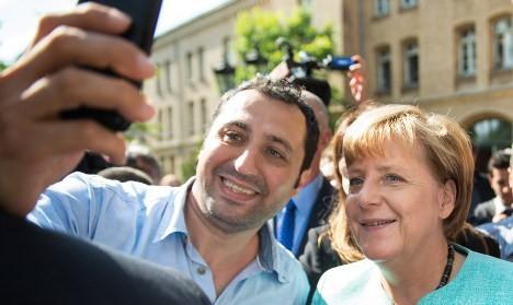Merkel: we were unprepared for refugee influx in 2015