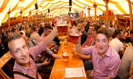 Stuttgart fest pulls in twice as many boozers as Oktoberfest