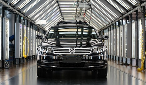 Investors sue VW for €8.2 bn over 'dieselgate' in Germany